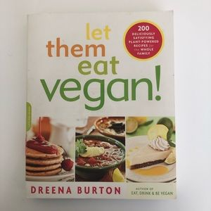 Other - ✨ BRAND NEW Vegan Cookbook